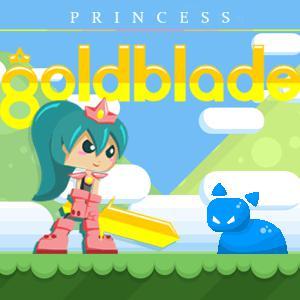 Princess Goldblade And The Dangerous Water