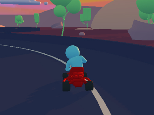 Mini Cart Racing
