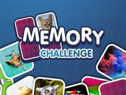 Memory Challenge